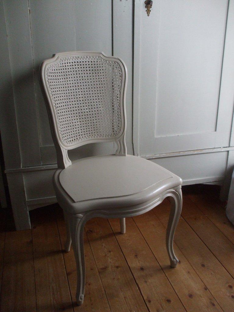 antiker stuhl barock aus frankreich beige grau edel ebay vorlage standard. Black Bedroom Furniture Sets. Home Design Ideas